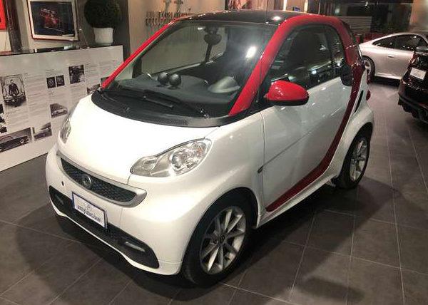 Smart forTwo Berlina 3 porte elettrica