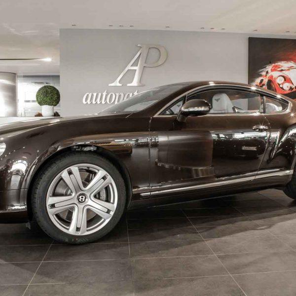 Bentley Continental Gt 12v