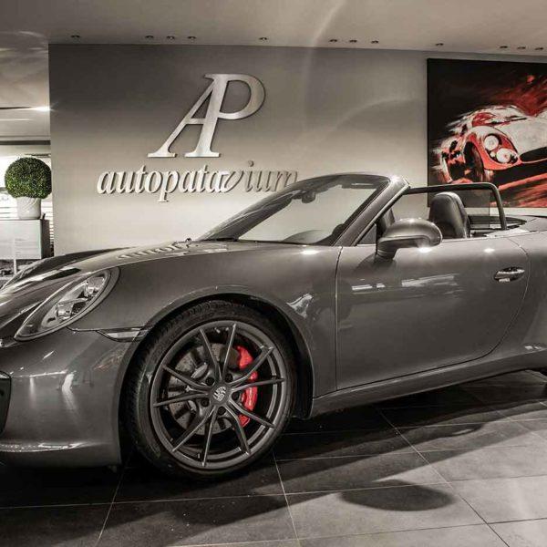 Porsche 991 911 3.0. Carrera S Cabriolet