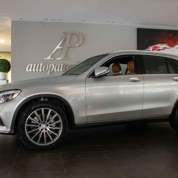 Mercedes-Benz GLC 250 d 4 Matic Premium AMG Line